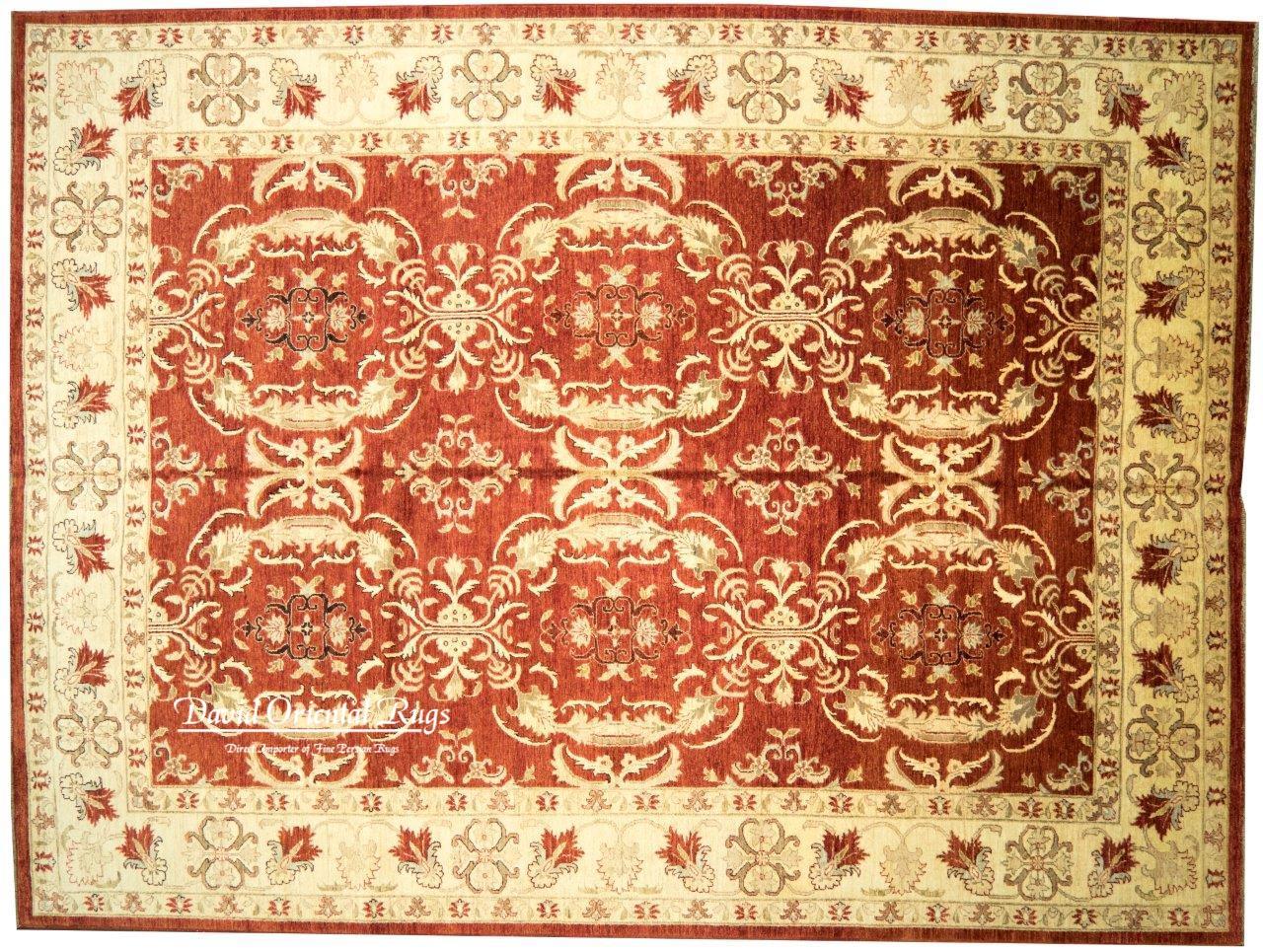 10×14 – David Oriental Rug Collection 2014 – 073