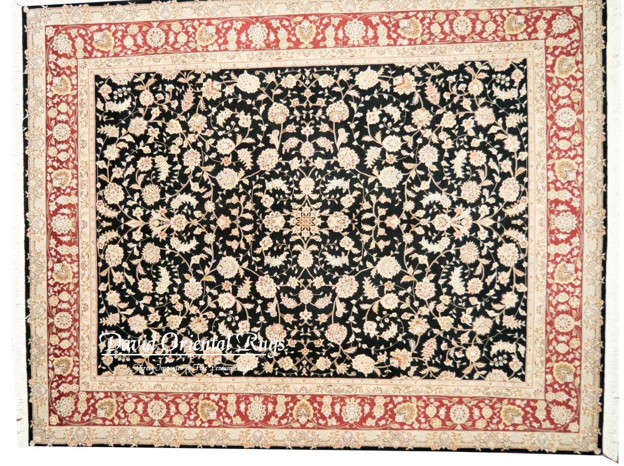 8×10 Tabriz China Rug 84C1-2747