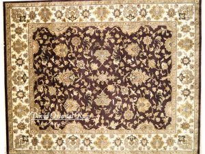 8×10 Sarouk Rug 84N1-8374