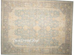 9×12 Oushak Rug 94P2-15601