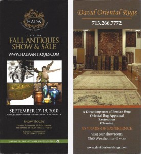 Hada Antiques and David Oriental Rugs
