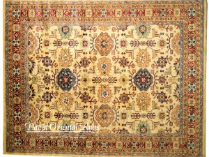 8×10 Kazak Rug 84P6-16093