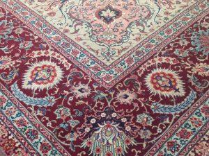 15.9 x 20.4 Persian Tabriz             L-1
